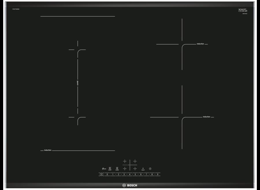 Bosch PVS775FB5E Inbouw Inductie Kookplaat