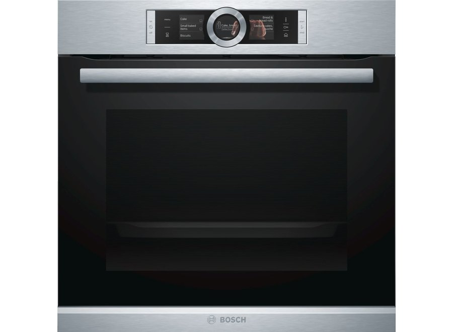 Bosch HSG636BS1 Inbouw oven met stoom