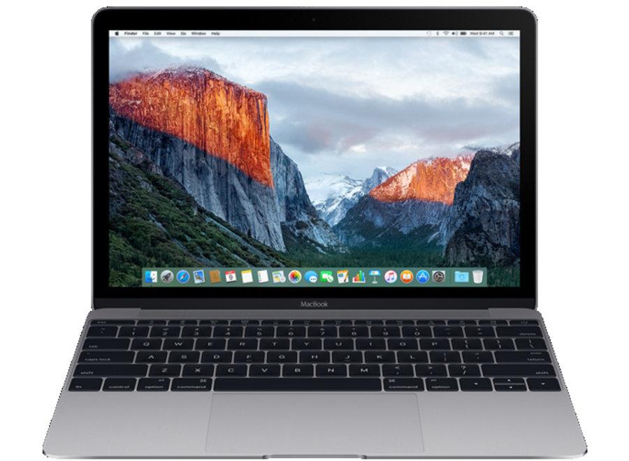 Apple Macbook 12 inch MLH82 Space Grey