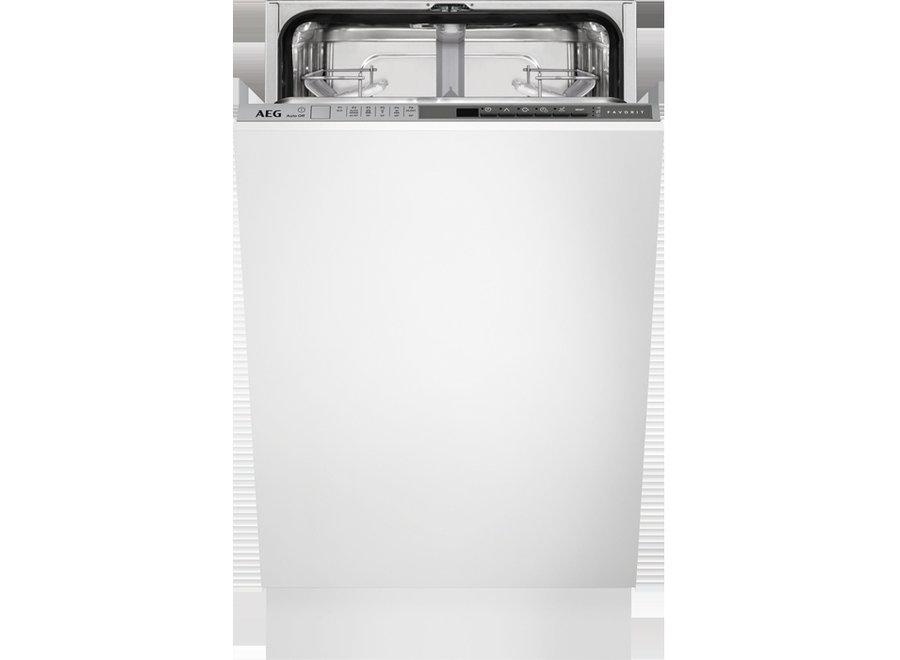 AEG FSE62400P Inbouw Vaatwasser volledig integreerbaar