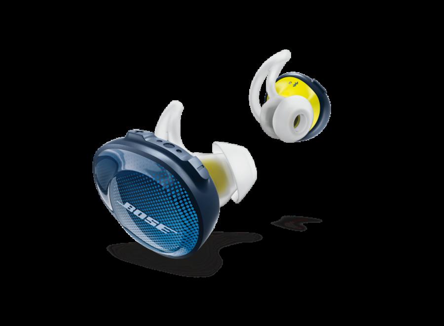 Bose SoundSport Free In-Ear oordopjes Blauw