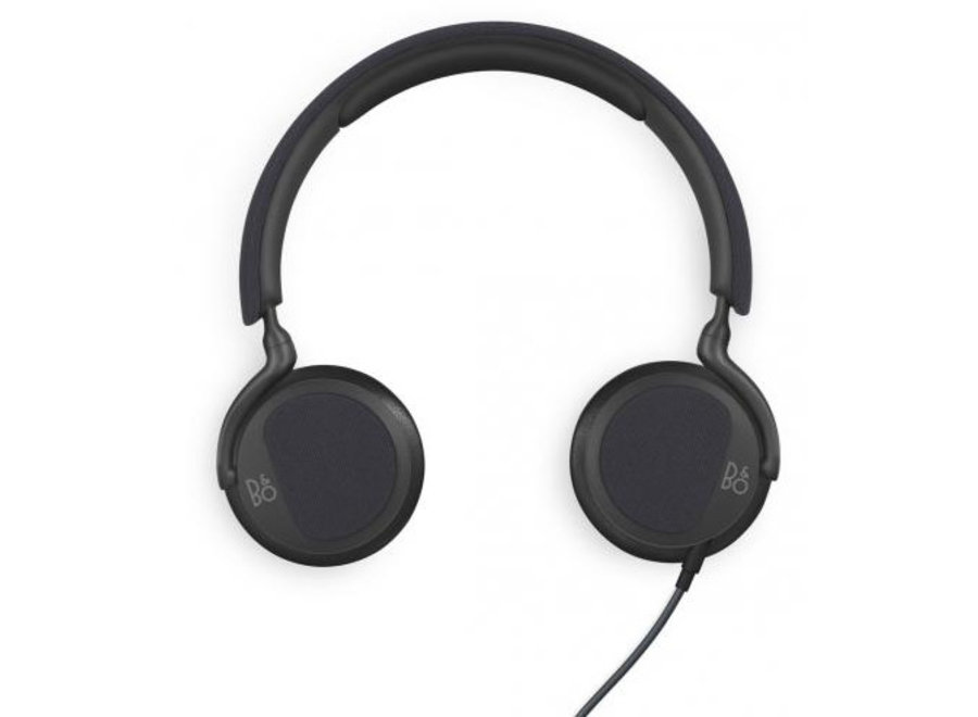 B&O Play BeoPlay H2 Carbon Blue On-Ear koptelefoon
