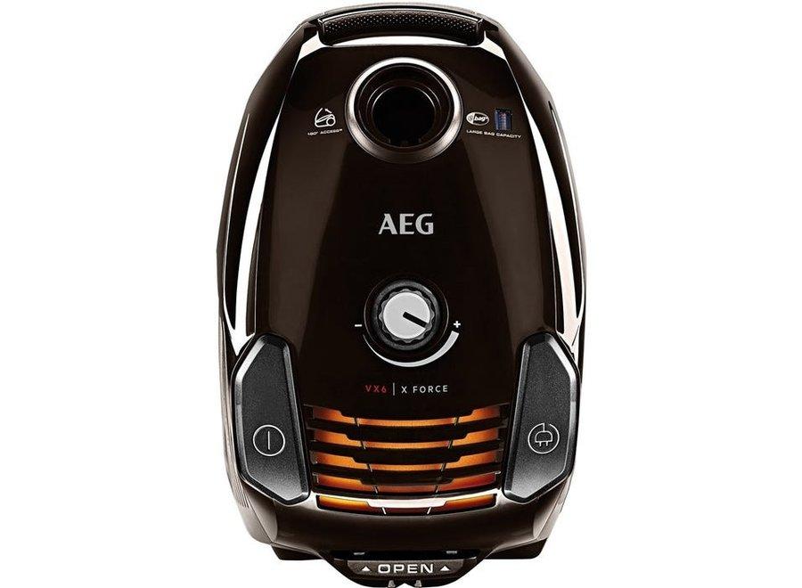 AEG VX6-2-CB-P Stofzuiger met zak