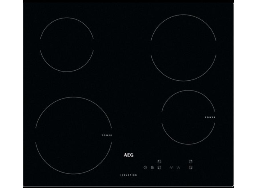 AEG HK604200CB Inbouw Inductie Kookplaat 59 cm