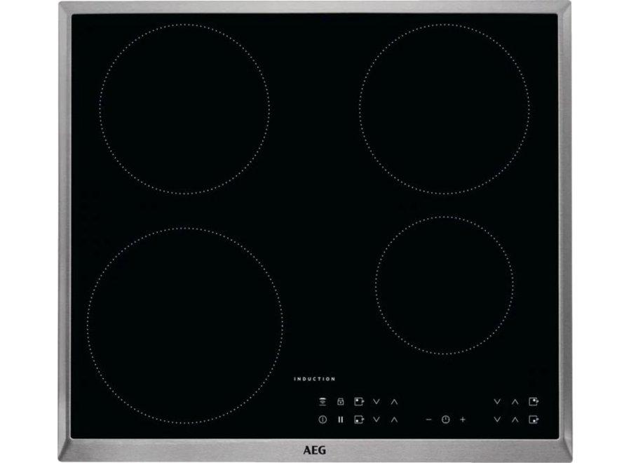 AEG IKB64301XB Inbouw Inductie Kookplaat 60 cm