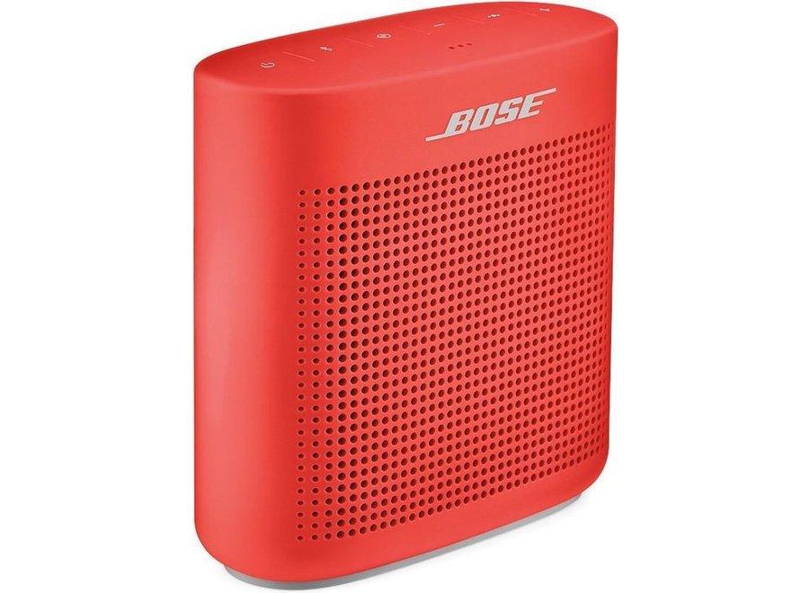 Bose Soundlink Color II Rood