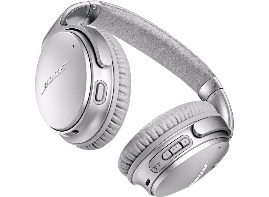 Bose Quietcomfort 35 II on-ear Zilver
