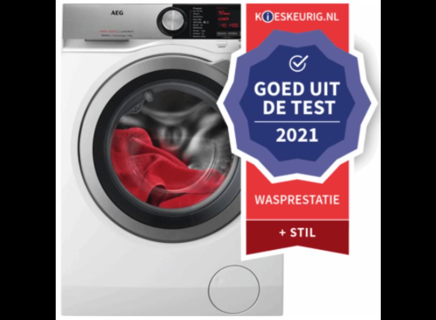 AEG L8FEN94CS Wasmachine ProSteam ÖkoMix