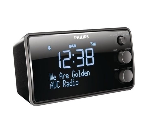 Wekkerradio's