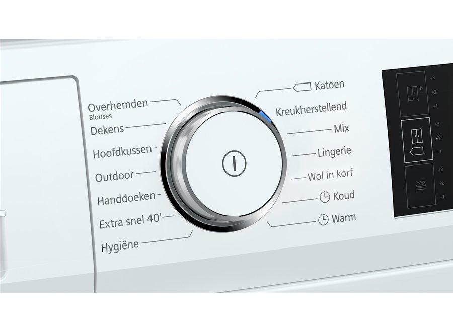 Siemens WT7U4692NL warmtepompdroger
