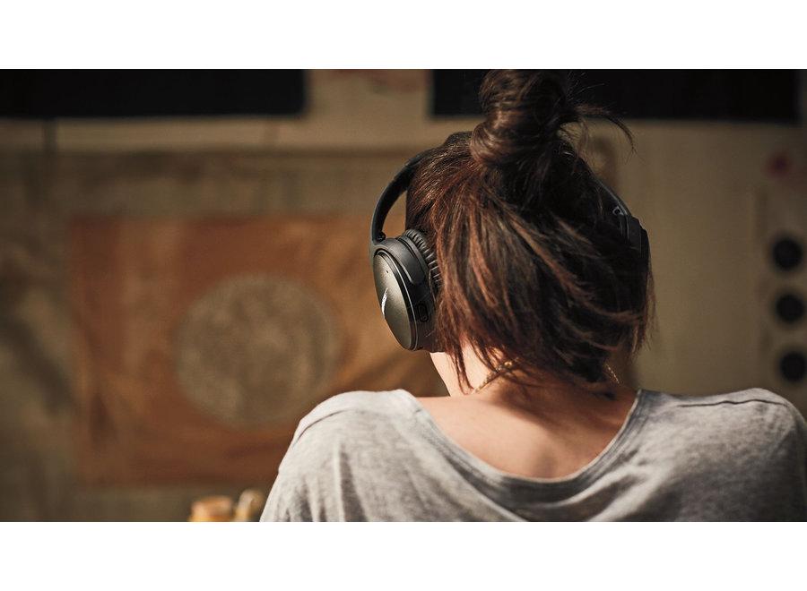 Bose Quietcomfort 35 II on-ear Zwart