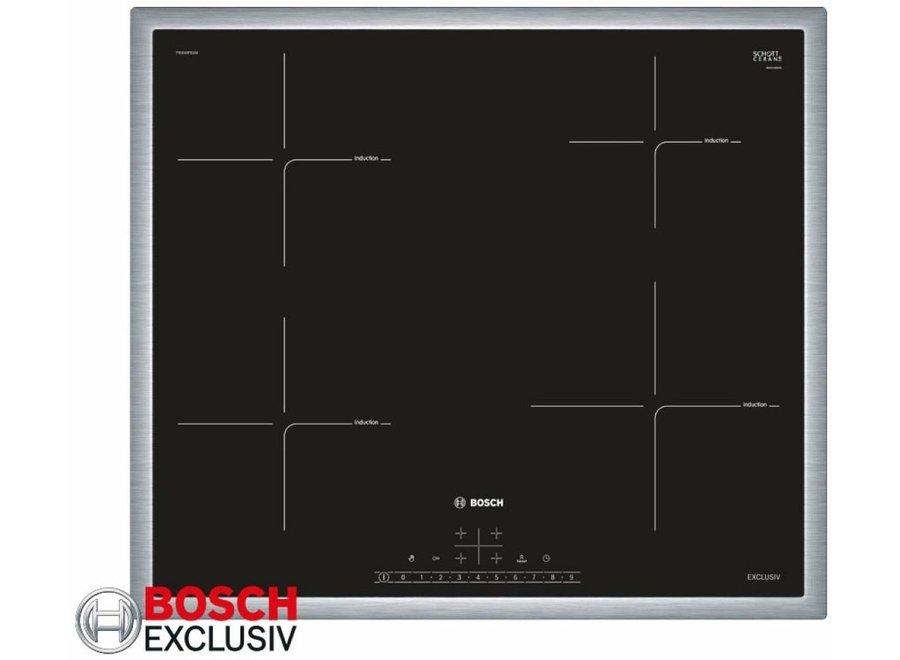 Bosch PIE645FB1M Inbouw Inductie Kookplaat