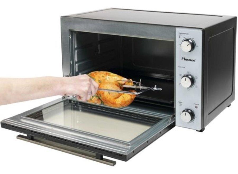 Bestron AOV55 Oven met draaispit