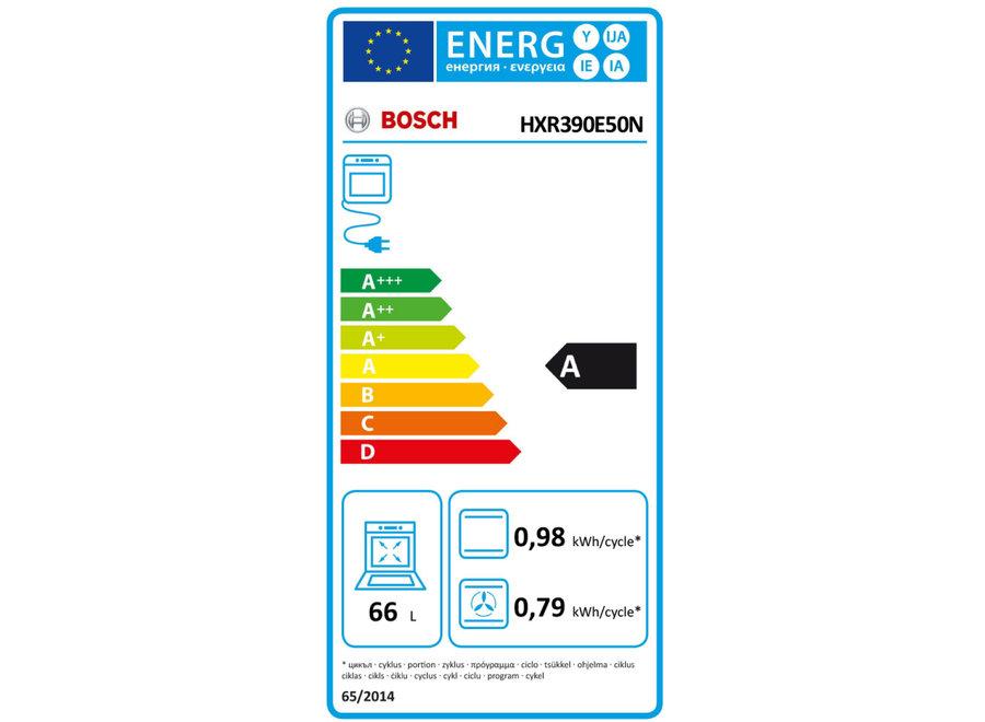 Bosch HXR390E50N fornuis