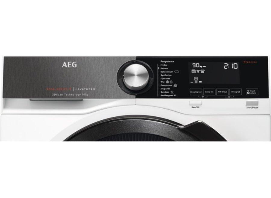 AEG T9DEN98BC Warmtepompdroger
