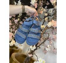Coco Sandals Blue