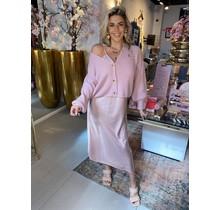 Pullover Vest Pink