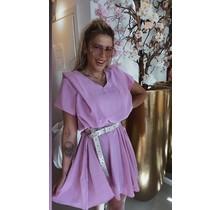 Pink Harmony Mini Dress