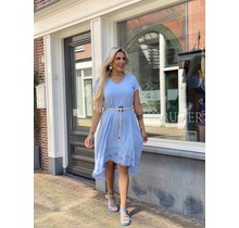 Brooklynn Dress Blue