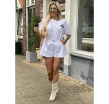 Coco Shirt White