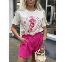 The Love Club Shirt Beige