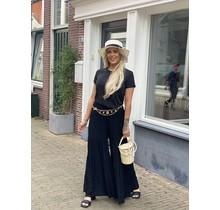 Soleil Pants Black