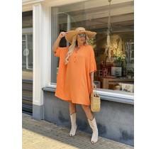 Soleil Dress Orange