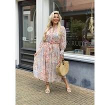 Lucia Flower Dress Maxi