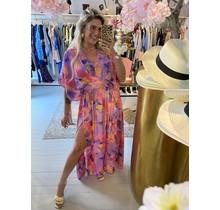 Malibu Split Dress