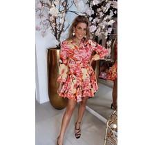 Zsa Zsa Pink Dress