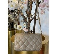 All Or Nothing Bag Mini Beige