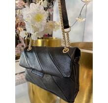 Iconic  Crossbody Bag Black Mini