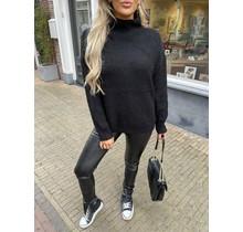 Get Cozy Sweater Black