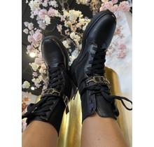 All We Got Boots Black