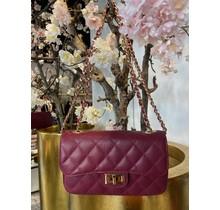 Inspire Me Bag Aubergine