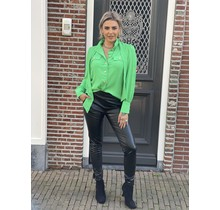 As You Are Blouse Green