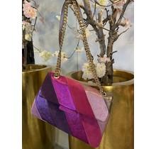 Iconic  Crossbody Bag Pink Jumbo