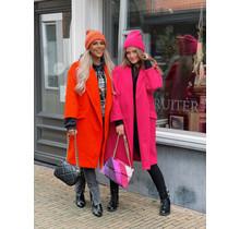 Remember Me Coat Pink
