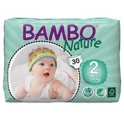 Bambo Nature Luiers maat  2 mini
