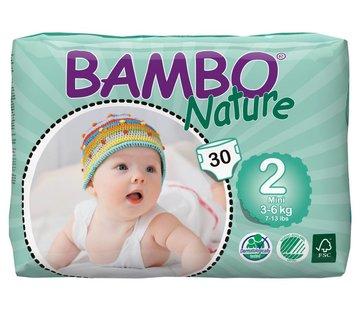 Bambo Nature Bambo luiers maat 2 (30 stuks)