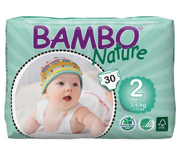Bambo Nature Luiers mini 2