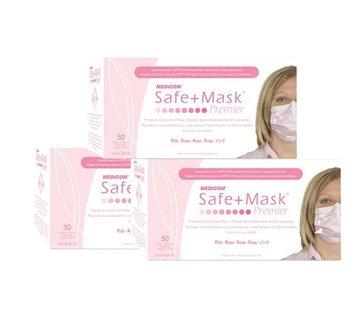 Medicom Mondmaskers  IIR Roze  (50 stuks)