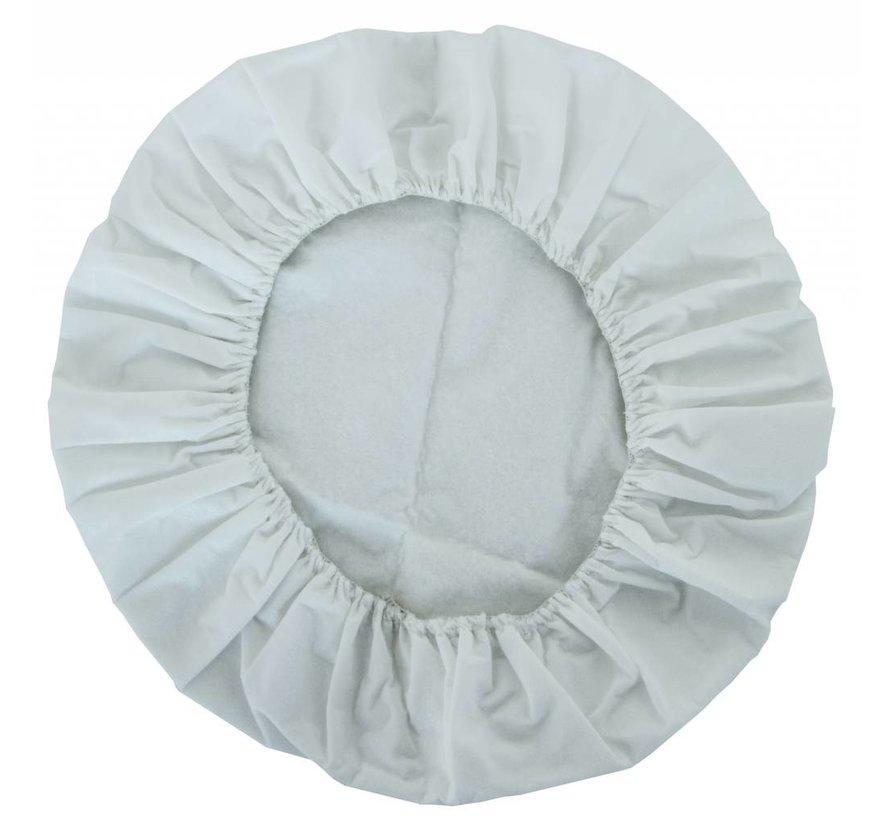 Shampoo cap maakt haren wassen op bed mogelijk