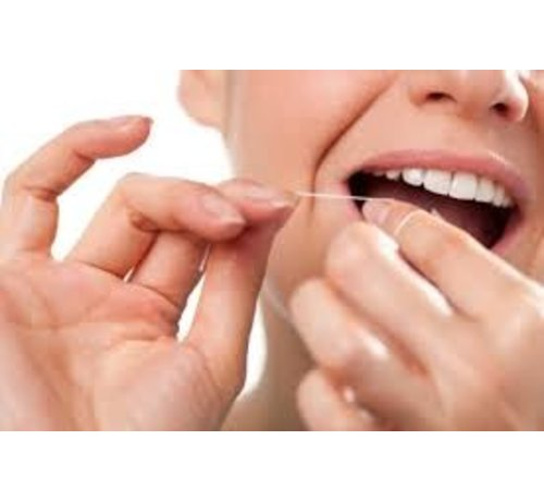 Flossdraad, voor een optimale mondhygiene