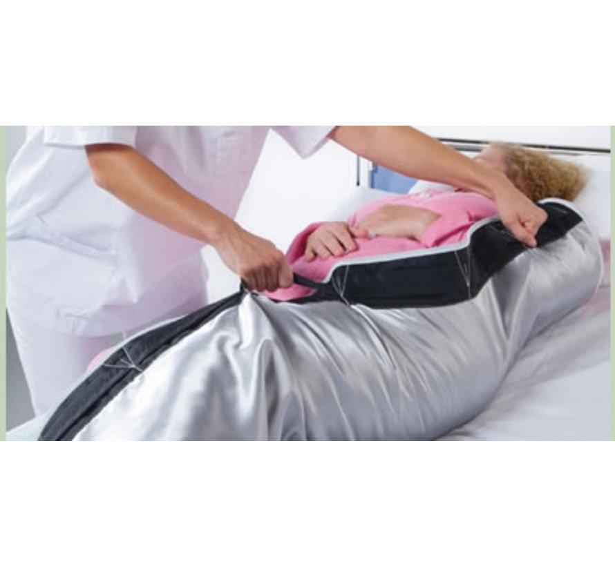 Glide Comfort Wasbare onderlegger en glijzeil