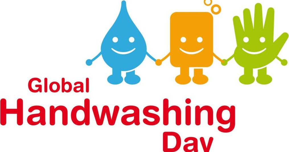 15 oktober : Global Handwashing Day