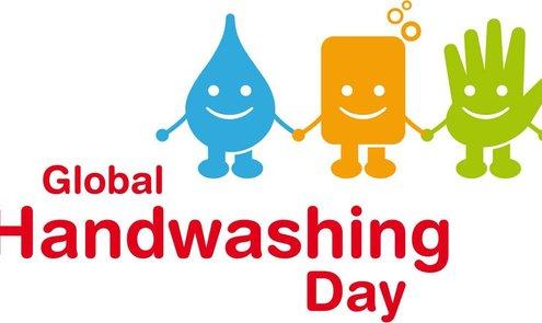 15 oktober : Global Handwashing Day