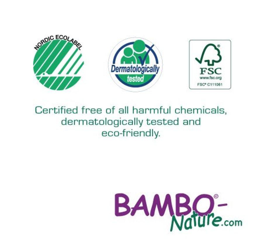 Bambo Nature  Luiers New Born 1 voor baby's van 2 tot 4 kg