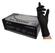 Nitras Nitril handschoenen  Zwart  (1.000 stuks)