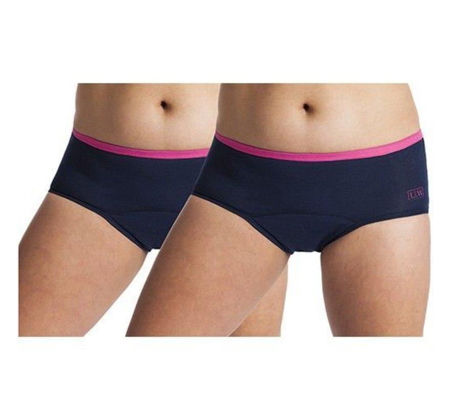 Dames Slip wasbaar incontinentie ondergoed